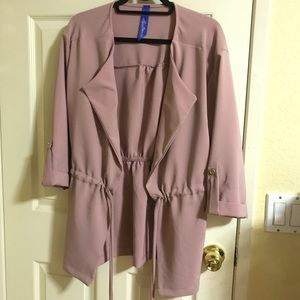 Cute Mauve jacket